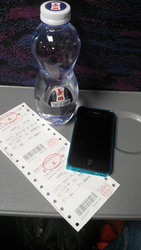 Билеты до Шеньчженя