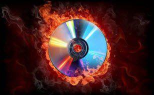 Как записать диск