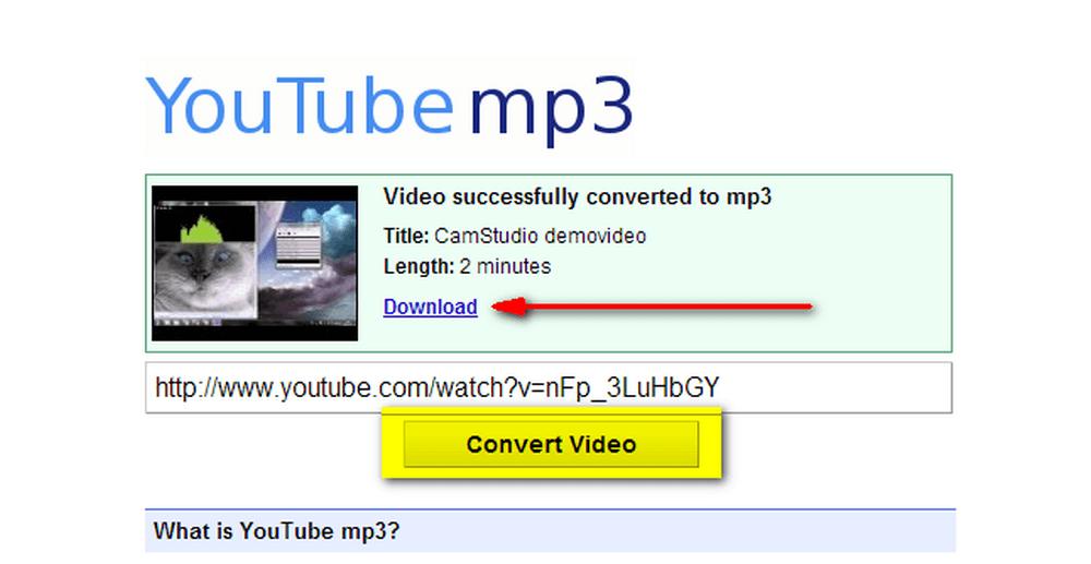 Скачать музыку из видео