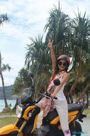 Мото путешествие по Таиланду