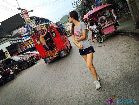 Таиландское такси