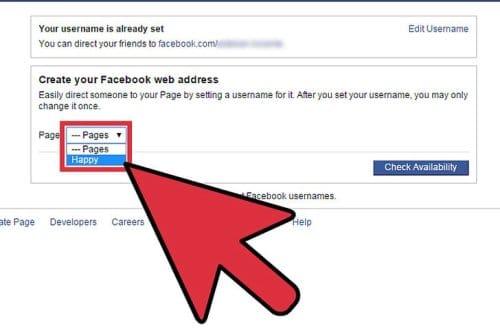ссылки в Facebook